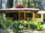 Eco friendly beach/jungle house rental