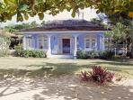 PARADISE PJI - 138795 - BEACHFRONT - BLUE COTTAGE