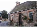 Deluxe Cottage in Historic Village Nr St. Andrews
