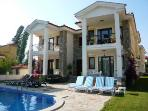 Luxury 2 Bed Apartment in Dalyan, Turkey with WiFi