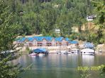 Beautiful One Bedroom Condo on Kootenay Lake