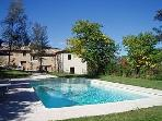 Casa Val d'Aso - Stone Farmhouse with pool