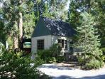 Charming Vintage Arrowhead Cabin Close to Lake