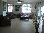 3BR Ocean Front Condo With Large Lanai