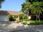 Lovely Canal Front Home w/Pool - 3 Blocks to Beach