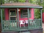 Sun Valley Cottages, Cottage #4 - Weirs Beach NH