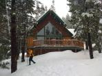 Mt. Views- Fish, Hike, Ski: 4 Bdr Vacation Retreat