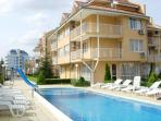 3 Bedroom, 2 bathroom Apartment in Sunny Beach