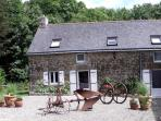 Beautiful cottages in the heart of the Brittany