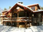 Camp Twiggy, Exquisite Adirondack Retreat, 5+ BR