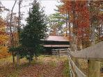Big South Fork Cabin