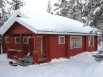 Lomaset, holiday cottage on the best fell lapland