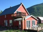 Silverton, Colorado-2BR Riverfront Vacation Rental