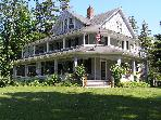 Lrg Victorian on 4 Acres Overlooks Frenchman's Bay