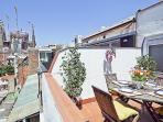 Be Barcelona Sagrada Familia Penthouse up to 5!