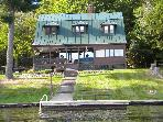 Adirondack Lodge on Fourth Lake