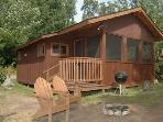 Tamarack, 2 Bedroom Cabin