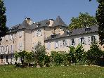 Chambres d'hotes in beautiful Chateau de Lamothe
