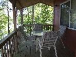 Carters Lake Cabin and Boat Package