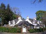 Cosy three bed cottage in Loch Lomond & Trossachs