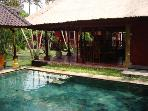 adorable Balinese house in Seminyak, 80m to beach