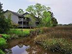 MARSHFRONT condo, pond, great view! FLETC per diem