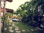 4-5-6 or 8 BR charming ricefields Umalas Bumbak