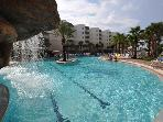 Waterscape 2BR Condo, Lazy River, Waterslide, MORE