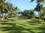 Kai Mele - Private Beachfront w/ wide grassy lawn