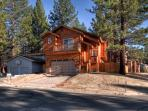 Gorgeous 4 Bedroom/3 Bathroom House in South Lake Tahoe (ST49)