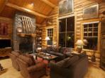 3 bed /2.5 ba- GRANITE RIDGE CABIN 7608
