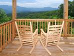 Top Of The Smokies Lodge Cabin