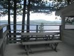 Ossipee Lake, Boat Mooring, Swim Dock, Sunsets 36366