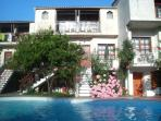 Kipos Apartments in Thassos town Greece