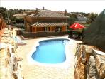 Picturesque villa in Pedrasanta, just 25km from Barcelona