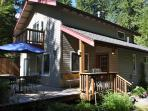 The Knotty Pine House at Mt. Baker-Dog Friendly,