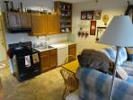 Sunday River Slopeside condo - 2BR sleeps 4-6