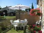 Child friendly gites with heated pool in SW France