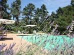 Villa with private pool at 3km from the Coast