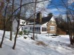 GoodBrooks Cottage - Historic Home in Woodstock