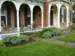 2 bedroom historic house close to Cooperstown, NY