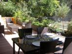 Apartment Pasteur Terrace downtown Aix