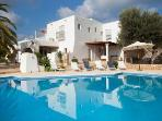 Stunning 13 person villa in Ibiza Town with pool