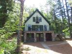 Stearns Pond Cottage of Exceptional Quality