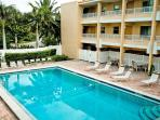 Gulf Sands 103: 2BR/2BA Flip-Flop Ready Beachfront Condo