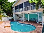 Life is Good at the Beach: 3BR/2BA Family- and Pet-Friendly Pool Home