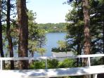 Chatham, White Pond, Nice Cottage with Great Deck!