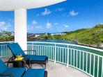 St. Martin Villa 209 An Exquisite Penthouse Featuring Spectacular Views Of Both The Ocean And Marina.