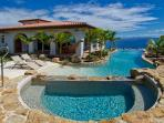 St. Martin Villa 223 Offers Breathtaking Views Of The Ocean And The Neighboring Island Of St. Barths In The Distance.