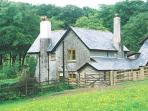 venford cottage exmoor national park